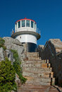 Lighthouse on Cape of Good Hope Stock Images