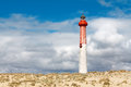 Lighthouse Coubre. France Royalty Free Stock Images