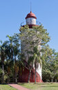 Lighthouse in Foz do Iguassu Argentina Royalty Free Stock Images