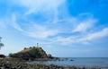 Lighthouse landmark of koh lanta krabi thailand south Royalty Free Stock Photo