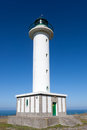Lighthouse of Llastres Stock Image