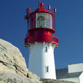 Lighthouse, Norway Royalty Free Stock Image