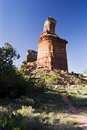 Lighthouse Peak in Palo Duro Canyon Royalty Free Stock Photo