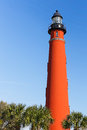 Lighthouse at Ponce Inlet Royalty Free Stock Photo