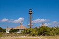 Lighthouse at Sanibel Island, USA Stock Photos