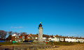 Lighthouse in Shoreham Royalty Free Stock Photo