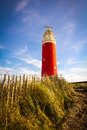 Lighthouse of Texel Royalty Free Stock Photo