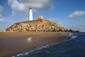 Lighthouses Cabo Trafalgar Royalty Free Stock Photo