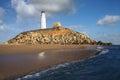 Lighthouses Cabo Trafalgar Royalty Free Stock Photo