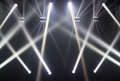 Lighting stome by beam Stock Images