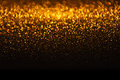 Lights Background, Abstract Gold Blur Holiday Light, Golden Royalty Free Stock Photo
