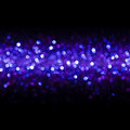 Lights Background, Abstract Seamless Blur Light Bokeh, Blue Glow Royalty Free Stock Photo