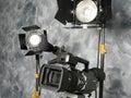 Lights, Camera, Action! Royalty Free Stock Photo
