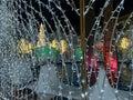 Lights of Wonder Christmas festival Royalty Free Stock Photo