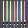 Lightsaber set Stock Photography