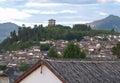 Lijiang China - a top tourist town #8 Stock Images