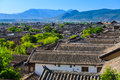 Lijiang old town china in yunnan Royalty Free Stock Photos