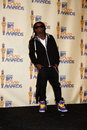 Lil wayne in the press room of the mtv movie awards in universal city ca on may Stock Photo