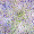 Lilac background from squares. mosaic effect. Stock Photo