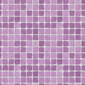Lilac brick wall 2 Royalty Free Stock Image