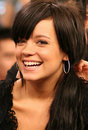 Lily Allen Royalty Free Stock Photo
