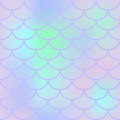 Lily fish scale seamless pattern. Square fishscale swatch texture or background.