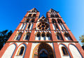 Limburg Cathedral, Germany Royalty Free Stock Photo