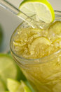 Lime marmelade Royalty Free Stock Photography