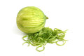 Lime with rind Royalty Free Stock Image