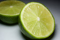 Limes for fun and pleasure fresh good sell Royalty Free Stock Photography