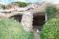 Limestone Cave Pillar Royalty Free Stock Photo