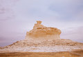 The limestone formation rocks a Cake Royalty Free Stock Photo