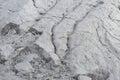 Limestone powder Royalty Free Stock Photo