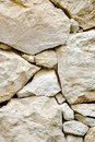 Limestone Rockwall Royalty Free Stock Photo