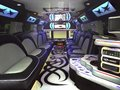 Limo Inside Royalty Free Stock Photo