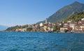 Limone sul Garda,Lake Garda,Italy Royalty Free Stock Photo