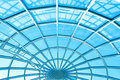 Limpid round ceiling Stock Photos