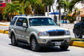Lincoln Aviator Royalty Free Stock Photo