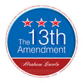 Lincoln day the th amendment that changed the politics and history of america Royalty Free Stock Photos