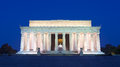 Lincoln Memorial In The Nation...