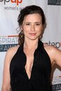 Linda Cardellini at the Step Up Women Network 9th Annual Inspiration Awards, Beverly Hilton Hotel, Beverly Hills, CA 06-08-12 Royalty Free Stock Photography
