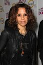 Linda perry at the world according to paris premiere party roosevelt hotel hollywood ca Stock Photos