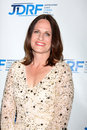 Linda Wallem arrives at the JDRF's 9th Annual Gala Stock Image