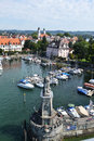 Lindau nice summer day in Stock Images