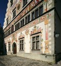 Lindau Town Hall Stock Photos