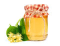Linden honey Royalty Free Stock Photography