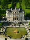 Linderhof Palace Royalty Free Stock Image