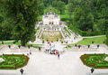Linderhof Palace Royalty Free Stock Photos