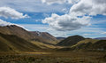 Lindi pass, New Zealand Royalty Free Stock Image