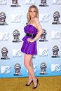 Lindsay lohan at the mtv movie awards gibson amphitheatre universal city ca Stock Photography